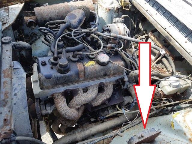 Renault 17 TL pour de la piece ! 112
