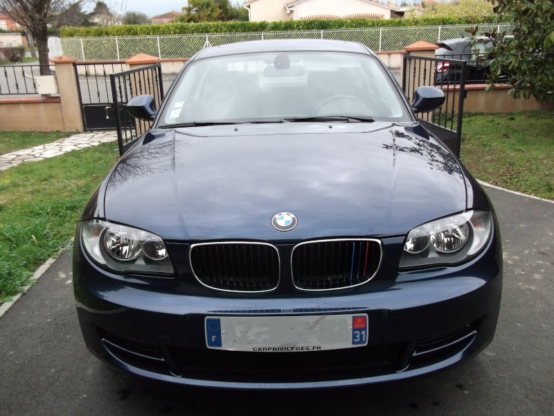 [ vend BMW Coupé 120D ] Dscf4325