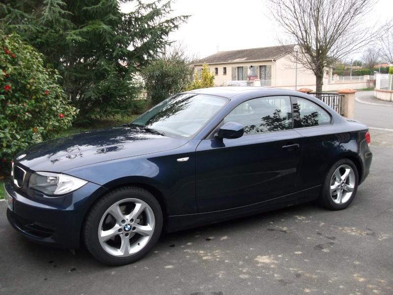 [ vend BMW Coupé 120D ] Dscf4326