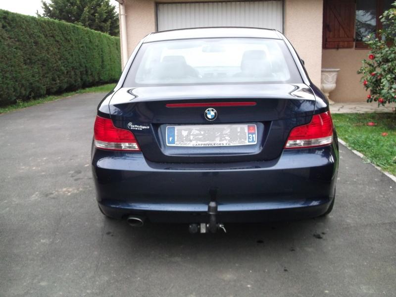 [ vend BMW Coupé 120D ] Dscf4328