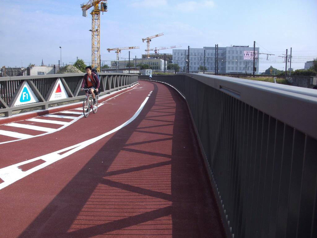 L025 Fietsweg Antwerpen - Mechelen (L25) ('fiets-o-strade' 2 - axe nord-sud) [sud] F01 - Page 5 Berche14