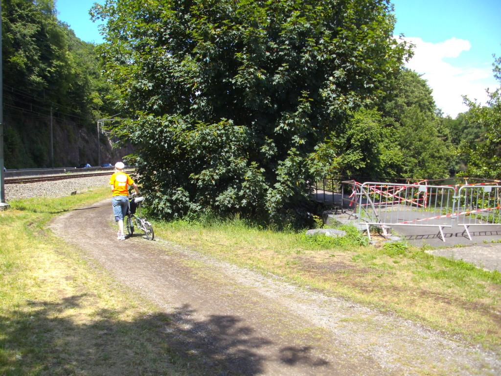 RAVeL 5 Ourthe Liege - Durbuy - Itinéraire N°7 - Sur la route des Ardennes - Page 5 Pict2810