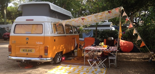 Brazilian VW Bays For Hire