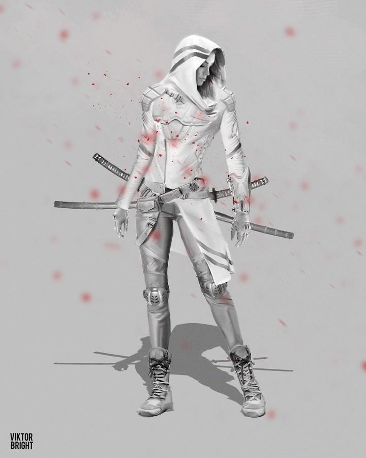 Otto Mank - La Fleur de Sang White_11
