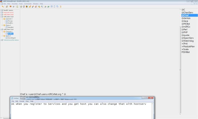 install IRCu 2.10.12.10 pk-WGN5 with srvx  Host110
