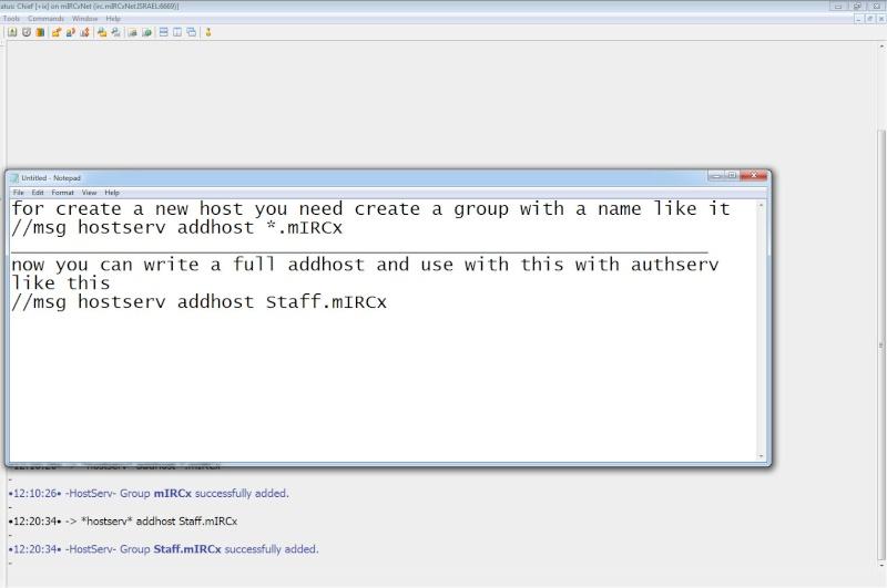 install IRCu 2.10.12.10 pk-WGN5 with srvx  Host310