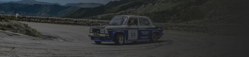 Simca rallye 2 GROUPE F Renzacci Phillipe Signat10