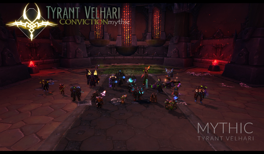 11/13M - On to Mannoroth! M_tyra11