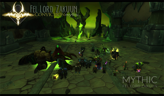 11/13M - On to Mannoroth! M_zaku11