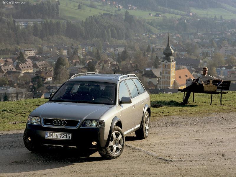 """Topic Officiel > Audi A6 """"C5"""" Allroad 2000-2005 Audi-a54"""