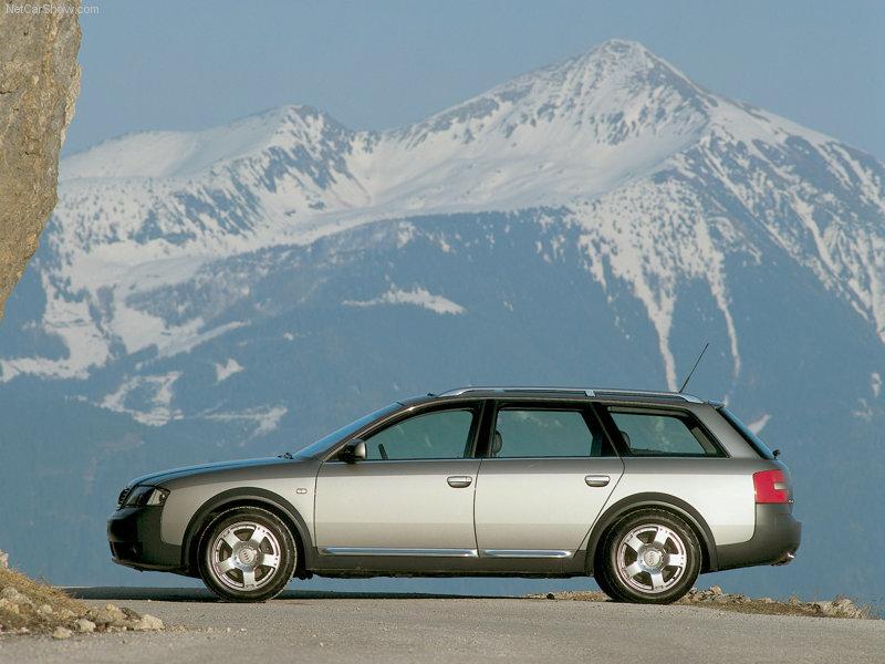 """Topic Officiel > Audi A6 """"C5"""" Allroad 2000-2005 Audi-a55"""