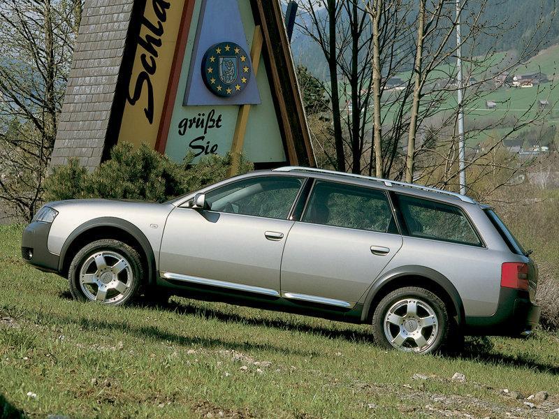 """Topic Officiel > Audi A6 """"C5"""" Allroad 2000-2005 Audi-a56"""