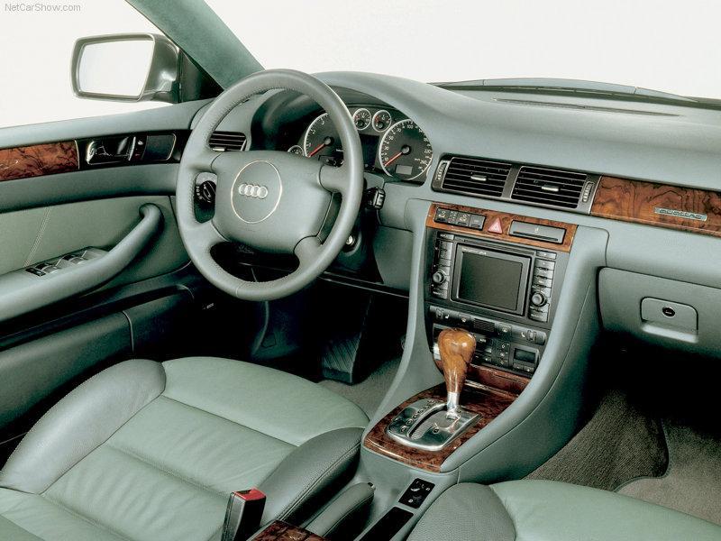"""Topic Officiel > Audi A6 """"C5"""" Allroad 2000-2005 Audi-a58"""