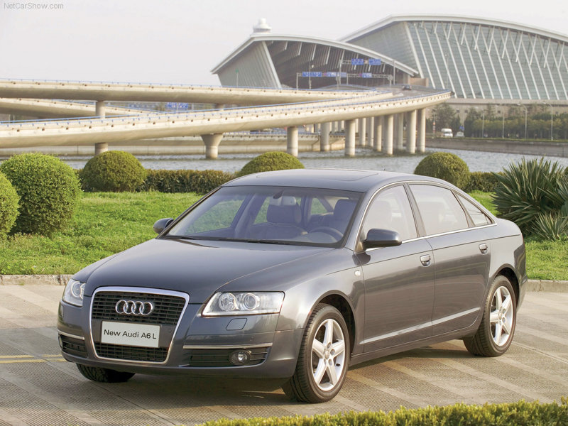 """Topic Officiel > Audi A6 """"C6"""" 2004-2011 [ Berline - Avant - S/RS ] Audi-a59"""