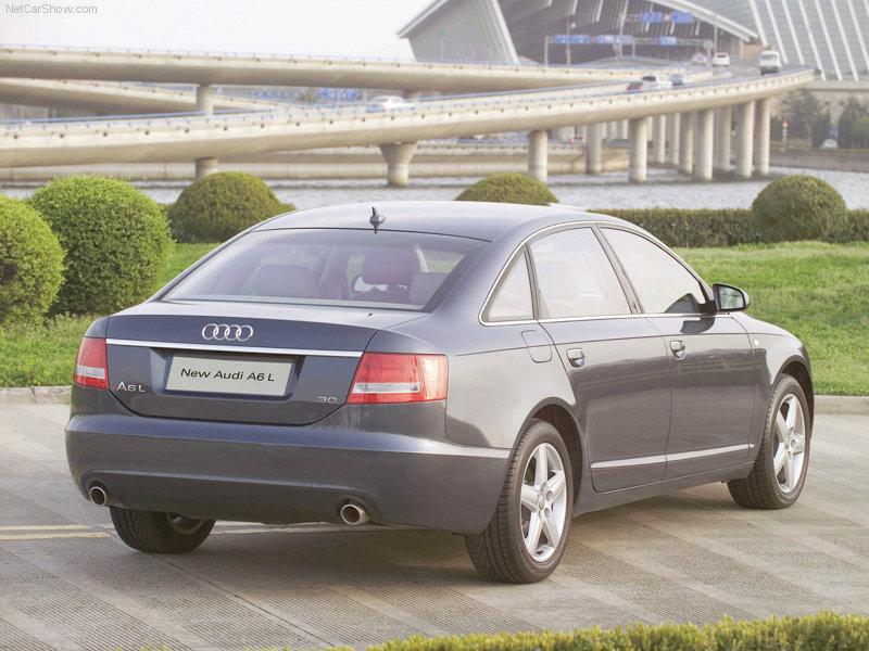 """Topic Officiel > Audi A6 """"C6"""" 2004-2011 [ Berline - Avant - S/RS ] Audi-a61"""