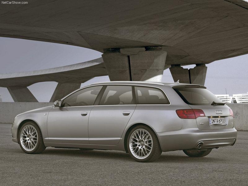 """Topic Officiel > Audi A6 """"C6"""" 2004-2011 [ Berline - Avant - S/RS ] Audi-a64"""