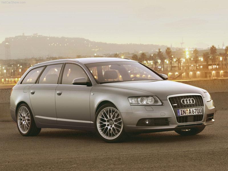"""Topic Officiel > Audi A6 """"C6"""" 2004-2011 [ Berline - Avant - S/RS ] Audi-a65"""