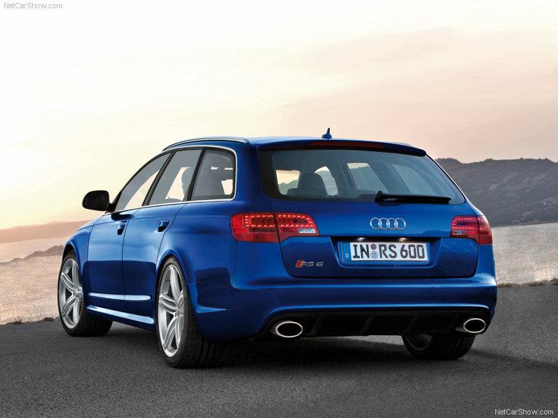 """Topic Officiel > Audi A6 """"C6"""" 2004-2011 [ Berline - Avant - S/RS ] Audi-r24"""