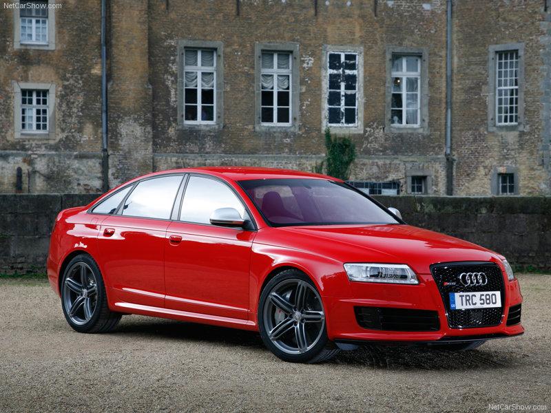 """Topic Officiel > Audi A6 """"C6"""" 2004-2011 [ Berline - Avant - S/RS ] Audi-r26"""
