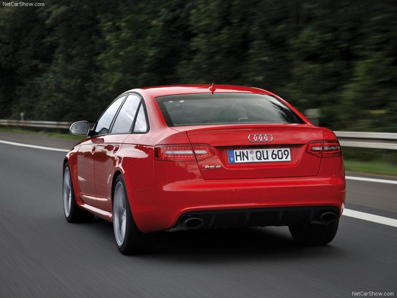 """Topic Officiel > Audi A6 """"C6"""" 2004-2011 [ Berline - Avant - S/RS ] Audi-r27"""