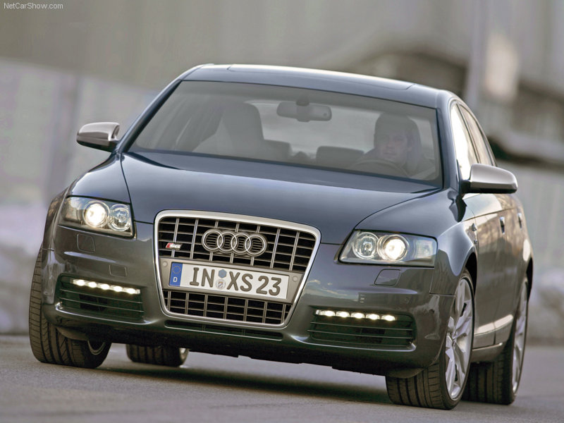 """Topic Officiel > Audi A6 """"C6"""" 2004-2011 [ Berline - Avant - S/RS ] Audi-s26"""