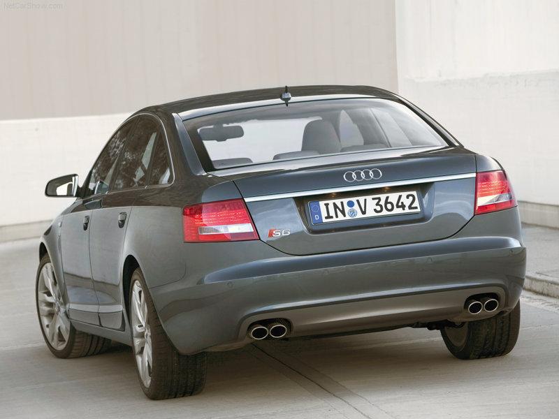 """Topic Officiel > Audi A6 """"C6"""" 2004-2011 [ Berline - Avant - S/RS ] Audi-s27"""