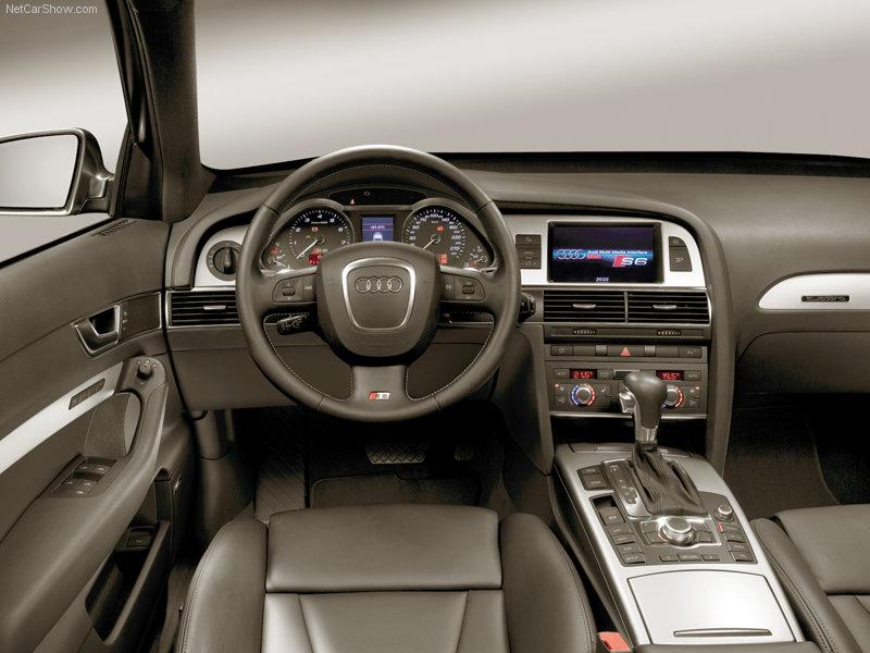 """Topic Officiel > Audi A6 """"C6"""" 2004-2011 [ Berline - Avant - S/RS ] Audi-s28"""