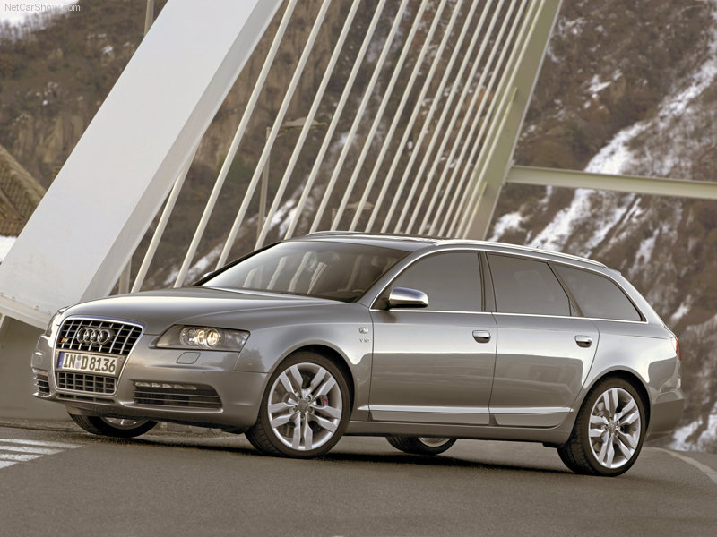 """Topic Officiel > Audi A6 """"C6"""" 2004-2011 [ Berline - Avant - S/RS ] Audi-s29"""