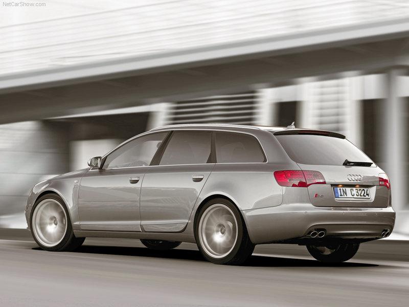 """Topic Officiel > Audi A6 """"C6"""" 2004-2011 [ Berline - Avant - S/RS ] Audi-s30"""