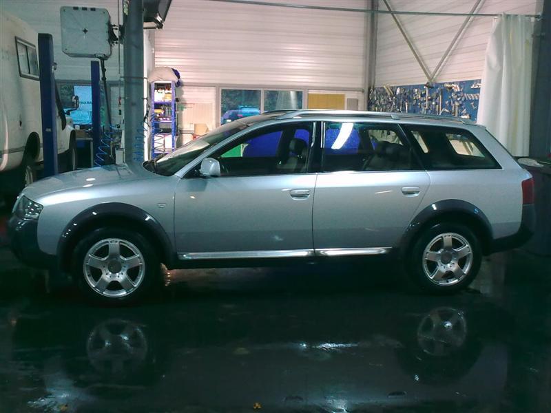 """Topic Officiel > Audi A6 """"C5"""" Allroad 2000-2005 Audi_a11"""