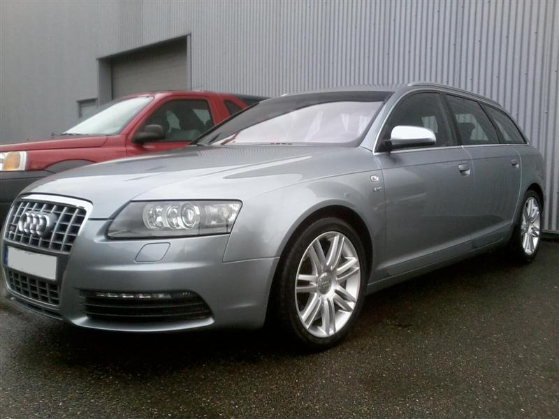 """Topic Officiel > Audi A6 """"C6"""" 2004-2011 [ Berline - Avant - S/RS ] Audi_s14"""