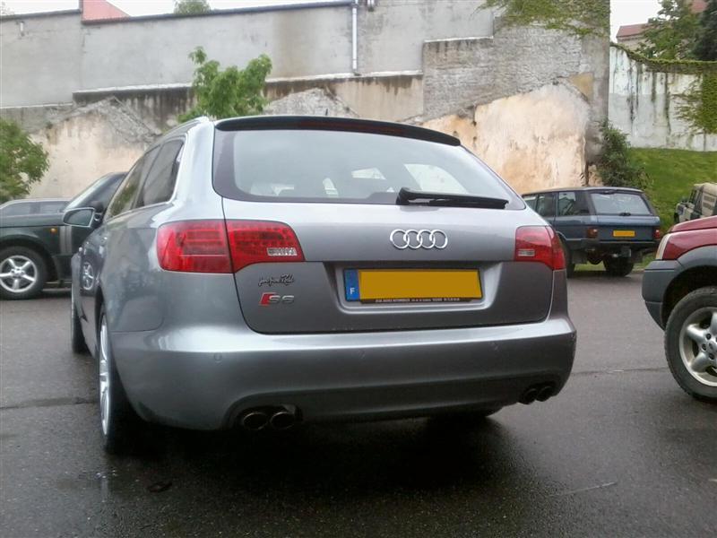 """Topic Officiel > Audi A6 """"C6"""" 2004-2011 [ Berline - Avant - S/RS ] Audi_s15"""