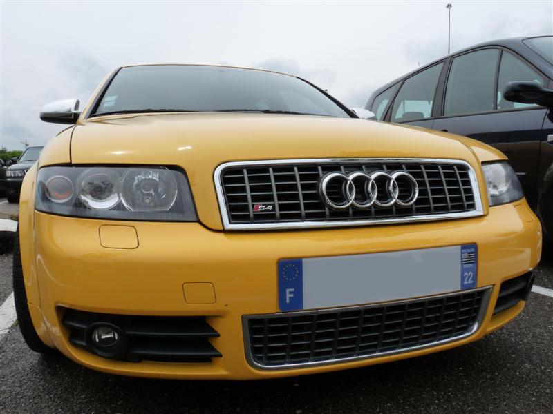 """Topic Officiel > A4 """"B6"""" 2001-2005 [Berline - Avant - Cab - S] - Page 6 P1050329"""