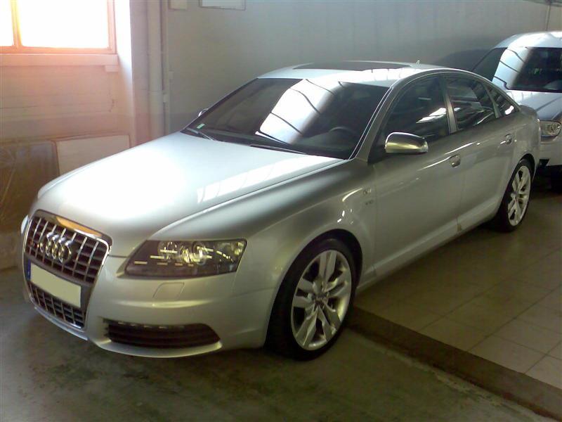 """Topic Officiel > Audi A6 """"C6"""" 2004-2011 [ Berline - Avant - S/RS ] S6_rut10"""
