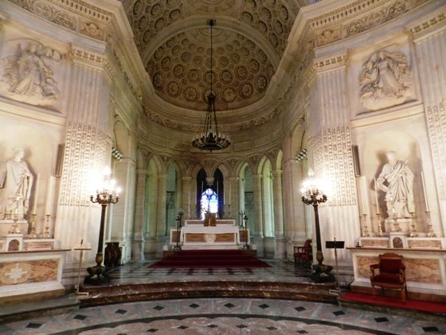 Dreux , chapelle royale St Louis 12410510