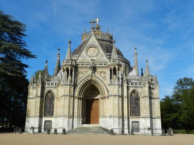 Dreux , chapelle royale St Louis 12494610