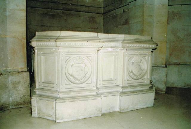 Dreux , chapelle royale St Louis 12494612
