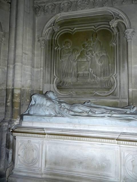 Dreux , chapelle royale St Louis 12507511