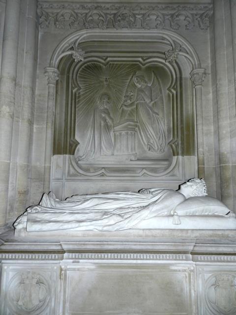 Dreux , chapelle royale St Louis 12508910