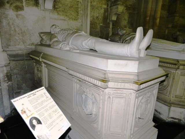 Dreux , chapelle royale St Louis 12509612