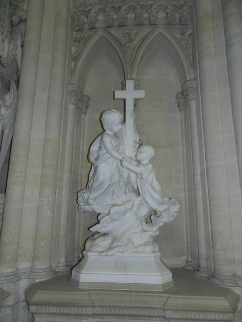 Dreux , chapelle royale St Louis 12509712