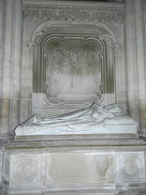 Dreux , chapelle royale St Louis 12523110