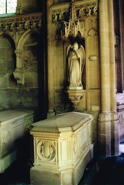 Dreux , chapelle royale St Louis 12573911