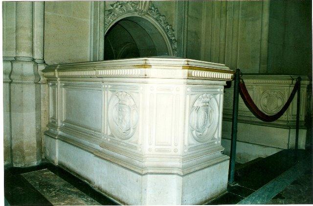 Dreux , chapelle royale St Louis 19350110