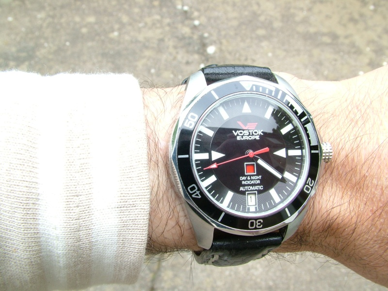 Vostok-Europe K3 SUB quotidienne 00110
