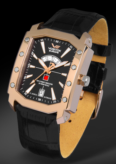 Vostok-Europe Arktika Or rose 34090410