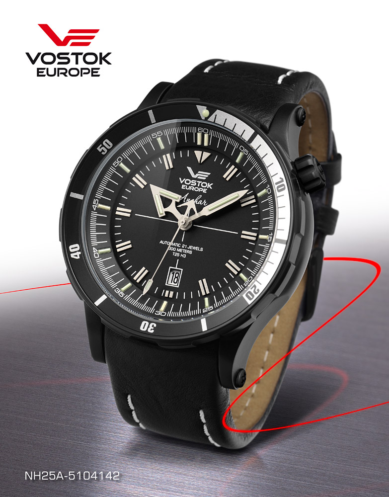 Vostok-Europe Anchar Nh25a-10