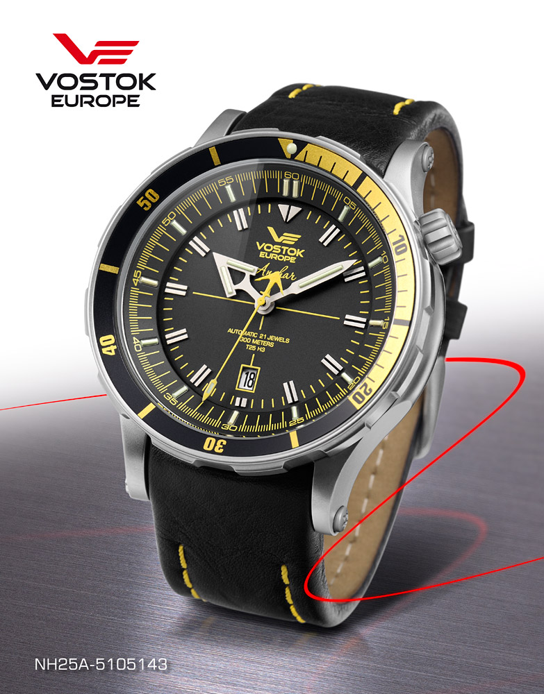 Vostok-Europe Anchar Nh25a-12