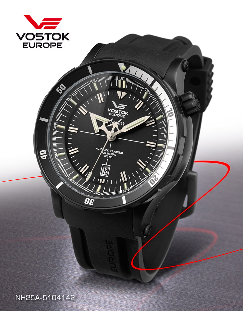 Vostok-Europe Anchar Nh25a-13