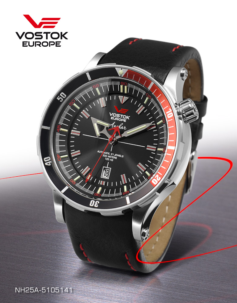Vostok-Europe Anchar Nh25a-14